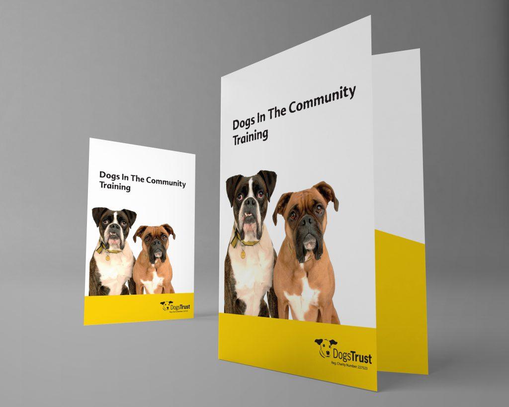 Dogs Trust folder